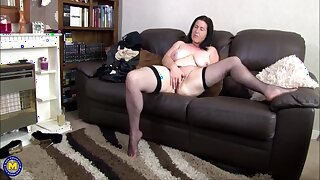 Janey Jet-black in the house HD