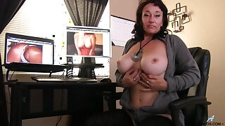 Sugar Sweet licks her nipples to the fullest fingering her juicy pussy