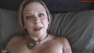 POV homemade hardcore round take charge blonde mature wife