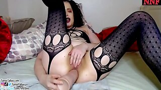Stepdad Fucks My Face, Pussy And Ass! Slut Stepdaughter Rp