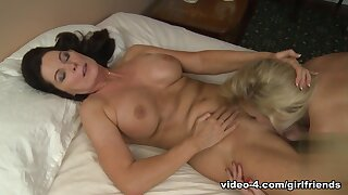 Best pornstars Magdalene St. Michaels, Cala Craves, Magdalene St.Michaels in Horny Mature, Big Tits xxx scene