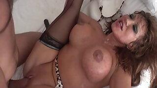 Crazy pornstar Ava Devine in exotic facial, cumshots sex clip