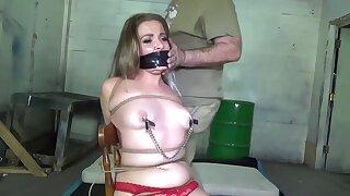 Tortured hacker girl